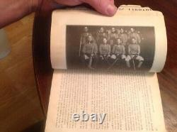 1904 Spaldings Ice Hockey Guide NHL Montreal Canadiens Toronto Maple Leafs