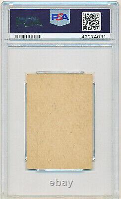 1951 Parkhurst Teeder Kennedy Hockey Rookie Card RC #86 Graded PSA 6 EX-MT