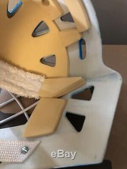 1995-96 Felix Potvin Mini Harrison Mask 1/3 Scale 90/750 Toronto Maple Leafs