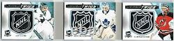 2013-14 The Cup NHL Shields Trios Antti Niemi Jonathan Bernier Schneider 1/1