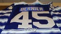 2014 Winter Classic Toronto Maple Leafs Hockey Jersey Jonathan Bernier Pro 52