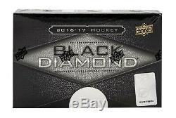 2016-17 Black Diamond Hockey Sealed Hobby Box! Plus 1 Exquisite pack
