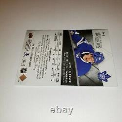 2016-17 ULTIMATE COLLECTION ROOKIE AUTO MITCH MARNER RC SP S#'d84/99 T2 CARD#149