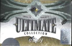 2016-17 Ultimate Collection Factory Sealed Hobby Box Auston Matthews RC