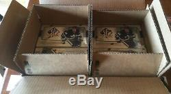 2016/17 Upper Deck SP Authentic Hockey Hobby Box Factory Sealed