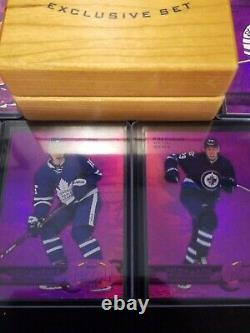 2017 Upper Deck Pmg Purple Rc 20/175 Employee Exclusives W Box