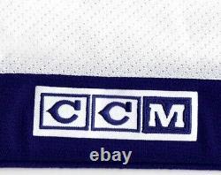 ALLAN BESTER size LARGE Toronto Maple Leafs CCM 550 VINTAGE series Hockey Jersey