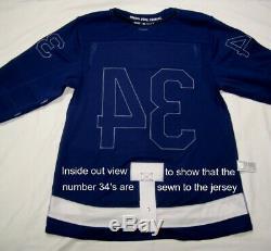 AUSTON MATTHEWS size 50 = Medium Toronto Maple Leafs ADIDAS Jersey PRO CUSTOM