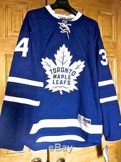 Austin Matthews Autograph NHL Hockey Toronto Maple Leafs