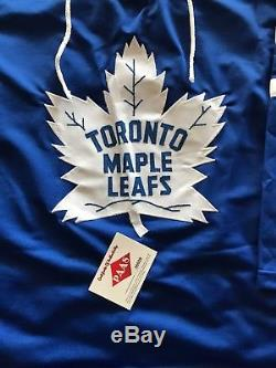 Auston Matthews Signed Autographed Toronto Maple Leafs Jersey 1 Pick 2016 COA