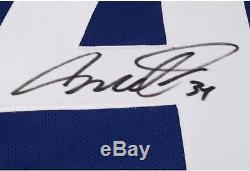 Auston Matthews Toronto Maple Leafs Autographed Blue Reebok Premier Jersey