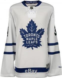Auston Matthews Toronto Maple Leafs Autographed White Reebok Premier Jersey