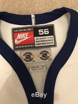 Authentic Toronto Maple Leafs Sundin Nike Jersey 56 Pro NHL On Ice