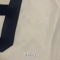 Autographed Toronto Maple Leafs Felix Potvin CCM Authentic NHL Hockey Jersey 52