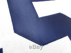 Bernier Toronto Maple Leafs Away Reebok Edge 2.0 7287 Hockey Jersey Size 46