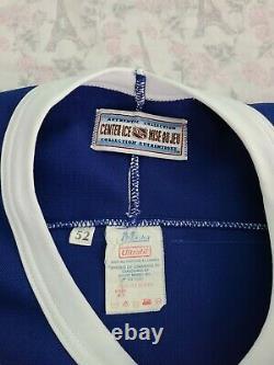 CCM Authentic TBTC Toronto Maple Leafs Doug Gilmour jersey 52 90s vintage RARE