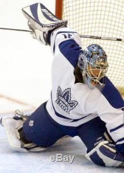 CURTIS JOSEPH Toronto Maple Leafs 2001 CCM Throwback NHL Hockey Jersey