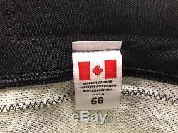 Camo Reebok Toronto Maple Leafs NHL Pro Stock Hockey Player Jersey 56 Marincin