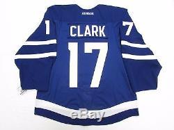 Clark Toronto Maple Leafs Centennial Classic Alumni Reebok Edge 2.0 7287 Jersey