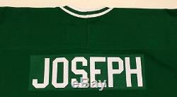 Curtis Joseph Signed Toronto St. Pats CCM Vintage Maple Leafs Jersey Psa/dna