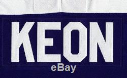 DAVE KEON size LARGE Toronto Maple Leafs CCM 550 VINTAGE series Hockey Jersey