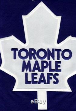 DOUG GILMOUR size MEDIUM Toronto Maple Leafs CCM 550 VINTAGE Hockey Jersey