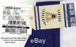 DOUG GILMOUR size XXL Toronto Maple Leafs CCM 550 VINTAGE series Hockey Jersey