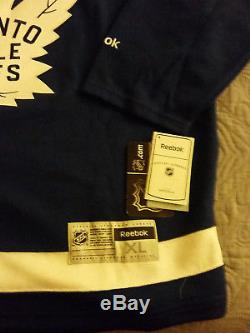 Darcy Tucker Autographed Toronto Maple Leafs Hockey Jersey, COA/Dave & Adams