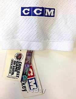 Doug Gilmour Stanley Cup 100 Toronto Maple Leafs CCM Original Replica Jersey XL