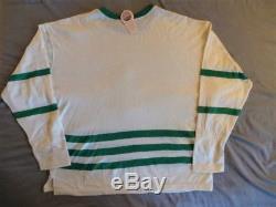 Ebbets Field Flannels CANADA 1956 Olympic Olympics Hockey jersey 3XL NEW RARE