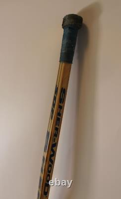 Ed Belfour game used Toronto Maple Leafs hockey stick! Authentic! 14831