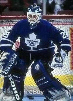 FELIX POTVIN Toronto Maple Leafs 1993 CCM Vintage Throwback NHL Hockey Jersey