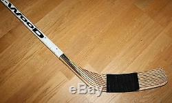 FLYERS TORONTO MAPLE LEAFS MIKAEL RENBERG SHER-WOOD GAME USED STICK WithCoa