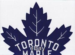 JOHN TAVARES size 54 = size XL Toronto Maple Leafs ADIDAS NHL jersey White