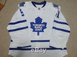 Jake Gardiner Toronto Maple Leafs Game Worn Jersey