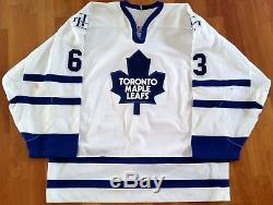 Jamie Sifers Game Worn Toronto Maple Leafs NHL / Adler Mannheim