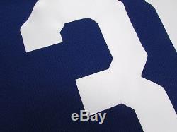 Joseph Maple Leafs Alumni Centennial Classic Reebok Edge Jersey Goalie Cut 58