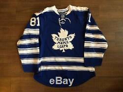 Kessel Maple Leafs Winter Classic Authentic Reebok Edge 2.0 7287 Jersey 54