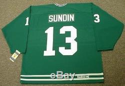 MATS SUNDIN Toronto St. Pats CCM Vintage Throwback NHL Hockey Jersey