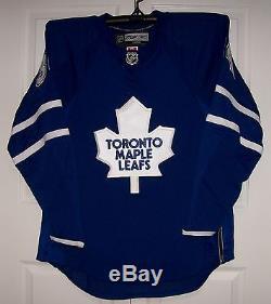MATTHEWS Reebok EDGE 1.0 7187 Toronto Maple Leafs Home Blue Jersey 56