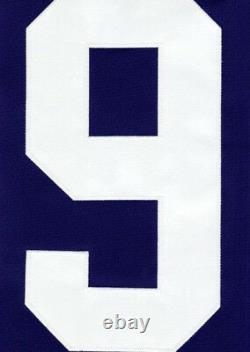 MIKE PALMATEER size MEDIUM Toronto Maple Leafs CCM 550 VINTAGE Hockey Jersey
