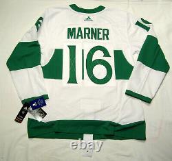 MITCH MARNER size 46 Small Toronto ST PATS Adidas Maple Leafs NHL Hockey Jersey