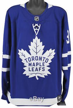 Maple Leafs Auston Matthews Signed Blue Jersey Autographed Fanatics COA