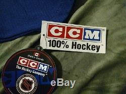 Mats Sundin #13 CCM NHL -Toronto Maple Leafs jersey Mens size L