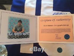 Mitch Marner Signed Toronto Maple Leafs Jersey With COA AJ's