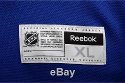 Morgan Rielly Toronto Maple Leafs Signed 2017 Centennial Classic Reebok Jersey