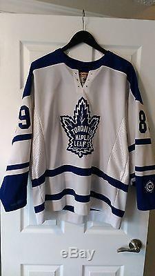 NHL-KOHO-Toronto Maple Leafs-Alexander Mogilny#89-Men Size L