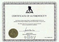 NHL Patrick Marleau Toronto Maple Leafs Authentic Autographed ADIDAS Jersey