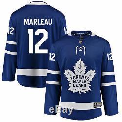 NHL Toronto Maple Leafs Fanatics Branded Home Breakaway Jersey Shirt Mens
