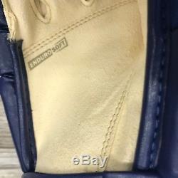 New! CCM Hg50xp Toronto Maple Leafs Pro Stock Hockey Gloves 14 Kadri